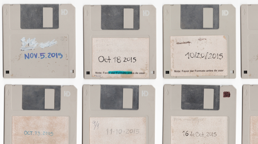 diskettes_memory_wall